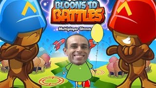 getlinkyoutube.com-لعبة البالونات | bloons td battles gameplay