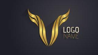 getlinkyoutube.com-Adobe Illustrator Tutorials | How To Make Logo Design 03