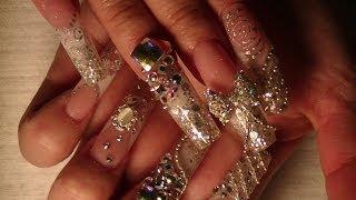 getlinkyoutube.com-Hot Bride Nails