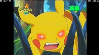 Pokemon in hindi new epsord Pikachu attack ash