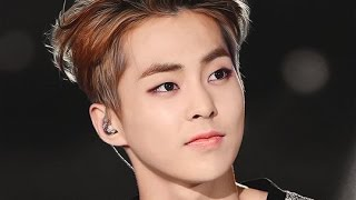 getlinkyoutube.com-Xiumin (from EXO) - Try Not To Fangirl Challenge