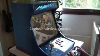 getlinkyoutube.com-Custom bartop arcade machine with Hyperspin