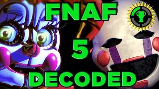 getlinkyoutube.com-Game Theory: FNAF Sister Location DECODED! (FNAF 5)
