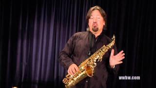 getlinkyoutube.com-Yamaha 82Z Series Saxophones