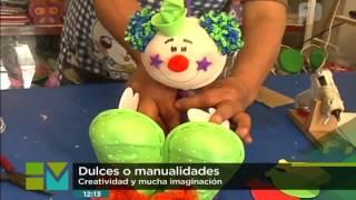 getlinkyoutube.com-GANA UN INGRESO EXTRA CON MANUALIDADES PARA EL DÍA DEL NIÑO 23/04/13
