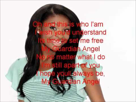 Tyler james williams ft Coco Jones - guardian angel 'lyrics' -dvW9x1UskM0