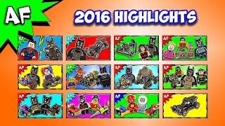 getlinkyoutube.com-All Lego SuperHeroes DC 2016 Sets - Highlights!