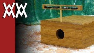 getlinkyoutube.com-Build your own multi-function stomp box / tambourine / cajon