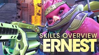 getlinkyoutube.com-Battleborn: Ernest Skills Overview