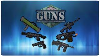 getlinkyoutube.com-GUNS in Vanilla Minecraft   ONLY ONE COMMAND BLOCKS (1.10)