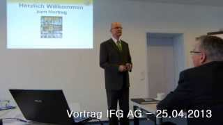 getlinkyoutube.com-Vortrag: Manipulationen bei Edelmetallen | International Finance Group | IFG AG