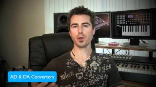 getlinkyoutube.com-How to choose the right sound card / audio interface for your computer music studio, tutorial