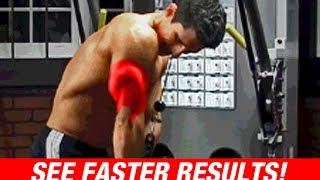 getlinkyoutube.com-Tricep Workout Fix (SEE FASTER RESULTS!)