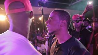 Hitman Holla vs Byron Blake