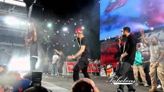 Fabolous - Start It Up (ft.Lloyd Banks, Swizz Beatz & Ryan Leslie) live