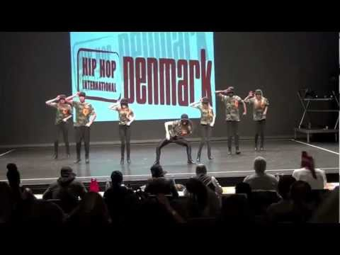 Hip Hop International 2013  | TEAM SUPERIOR