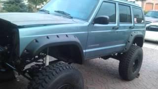 getlinkyoutube.com-Jeep cherokee stroker build