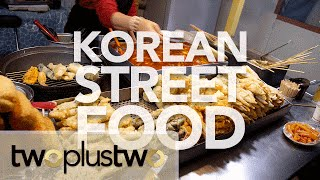 getlinkyoutube.com-Ultimate Korean Street Food : Hongdae - Seoul