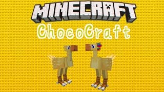 getlinkyoutube.com-ChocoCraft--¡¡¡¡¡CHOCOBOS EN MINECRAFT¡¡¡¡¡--Mod 1.7.10