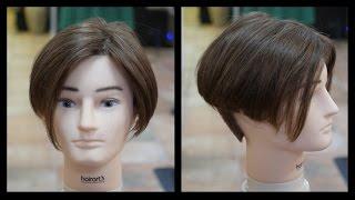 getlinkyoutube.com-River Phoenix Undercut Haircut Tutorial from Indiana Jones - TheSalonGuy