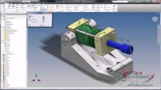 getlinkyoutube.com-Autodesk Inventor 2012 - Multibody Environment and Sketch Blocks