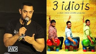 Aamir Khan announces 3 Idiots sequel !