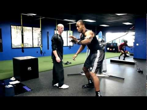 Dwight Howard Workout: Strength, Speed, Power Push Circuit