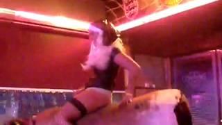 getlinkyoutube.com-Sister Kerry rides the bull - Benidorm