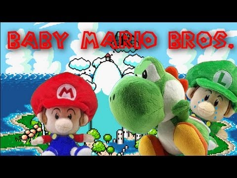 Baby Mario Bros: Baby Mario Issues Part 1/2