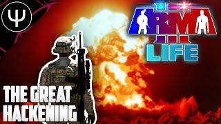 getlinkyoutube.com-ARMA 3: Life Mod — The Great Hackening!