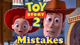 getlinkyoutube.com-TOY STORY 2 Movie Mistakes, Movie Mistakes, Facts, Scenes, Bloopers, Spoilers and Fails