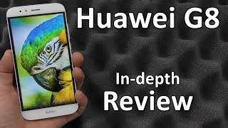 getlinkyoutube.com-Huawei G8 Review - Midrange goes premium!