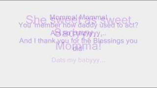 getlinkyoutube.com-Lil' Boosie - Dear Mama (Lyrics)