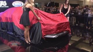 2014 LA Auto Show - Fisker-Galpin Rocket