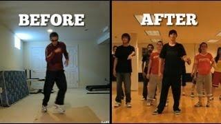 getlinkyoutube.com-Learn How To DANCE - Hip Hop (Time Lapse)