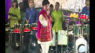 getlinkyoutube.com-Falguni Pathak Raas Garba 2015 : Day 4 Live