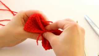 getlinkyoutube.com-How to Crochet a Bow
