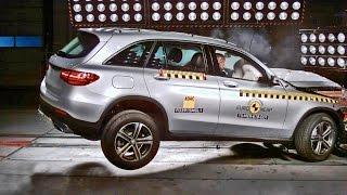 getlinkyoutube.com-► 2016 Mercedes GLC - Crash Test