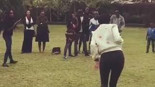 Odie dance
