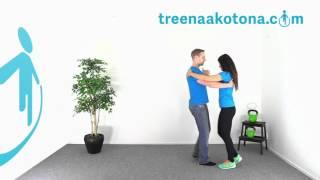 getlinkyoutube.com-Treenaakotona.com tanssii - Valssi ja tango.