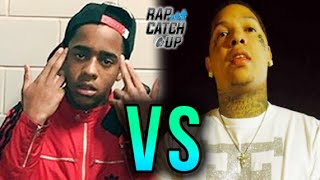 "getlinkyoutube.com-LIL MOUSE VS KING YELLA: TWITTER BEEF OVER TOP SHATTA'S ""KILL TIME PT. 2"""