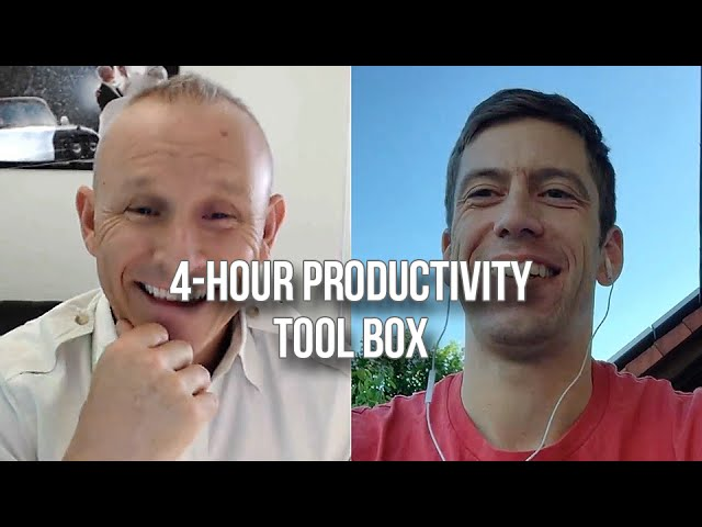 GQ 237: 4 Hour Productivity Tool Box