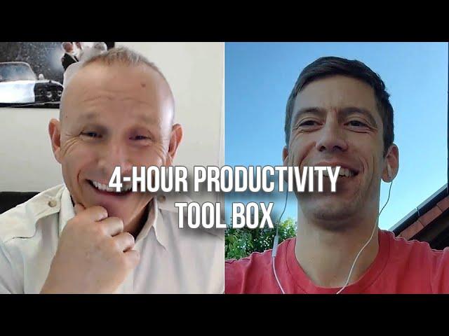 GQ 237: 4 Hour Productivity Tool Box
