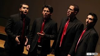 getlinkyoutube.com-SAMA Quartet - Ya Elahi (Hallelujah in Arabic) فرقة سما كوارتيت - يا إلهي