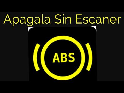 Tutorial Como Apagar Luz De ABS de tu Carro sin Escaner