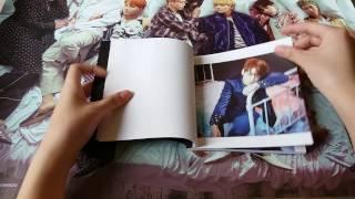 getlinkyoutube.com-BTS방탄소년단 2nd album WINGS W,I,N,G ver unboxing