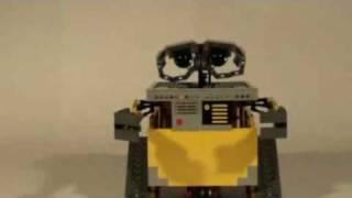 getlinkyoutube.com-NXT Wall-e Transformable