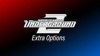 getlinkyoutube.com-NFS Underground 2 - Extra Options (Build 2; Rev.01) - Features