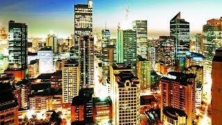 getlinkyoutube.com-Best Photos Skyline In Metro Manila Philippines 2016