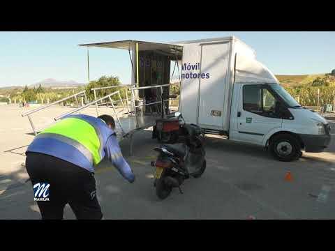 ITV para ciclomotores